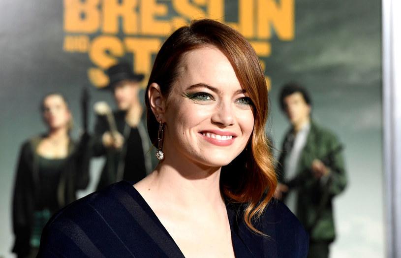Emma Stone podzieliła się z fanami radosną nowiną /Getty Images