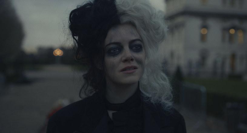 """Emma Stone w filmie """"Cruella"""" /Disney /materiały prasowe"""