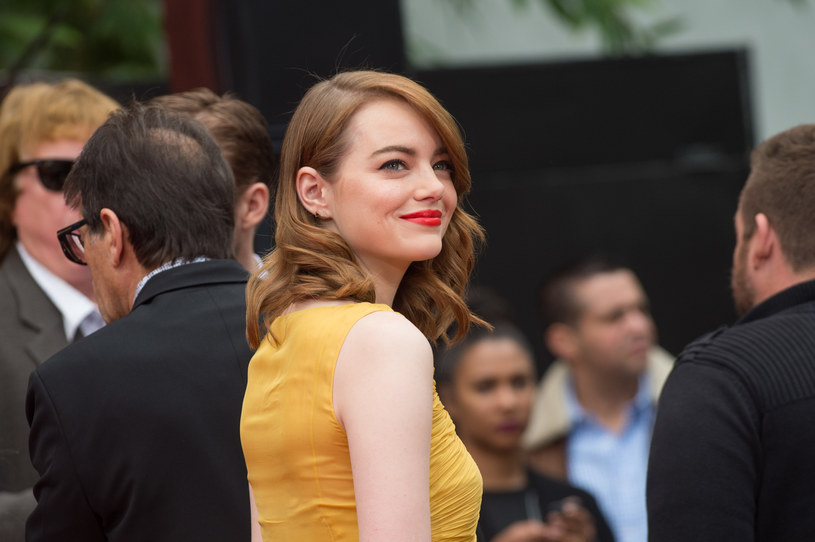 Emma Stone /Getty Images