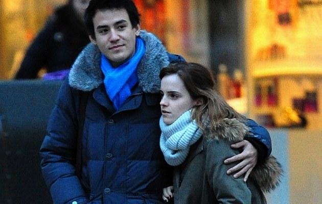 Emma Watson i Will nie są już razem! /- /Getty Images
