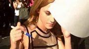 Emma Watson na spotkaniu z fanami