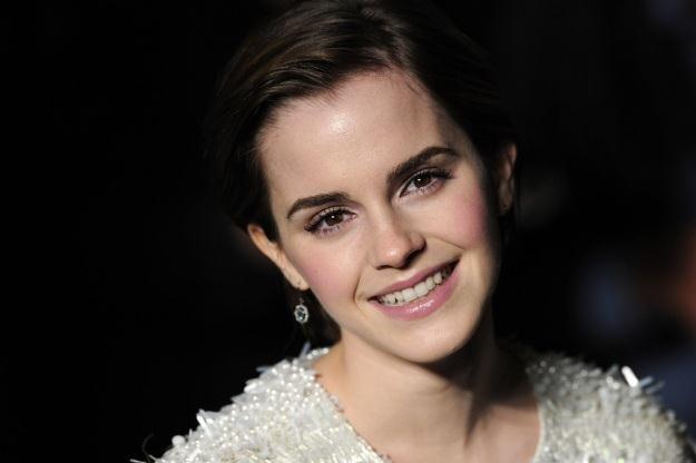 Emma Watson - najbardziej niebezpieczna celebrytka internetu. Oczywiście nieświadomie /AFP