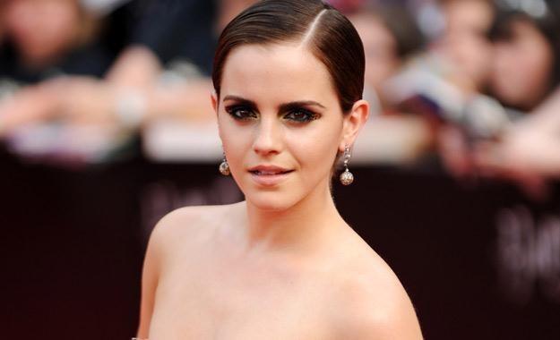 Emma Watson potrafi zaskoczyć, już nie wygląda jak nastolatka /AFP