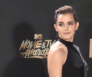 Emma Watson przekazała milion funtów na pomoc ofiarom molestowania seksualnego