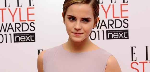 Emma Watson uznana została za najbardziej stylową młodą damę - fot. Ian Gavan /Getty Images/Flash Press Media
