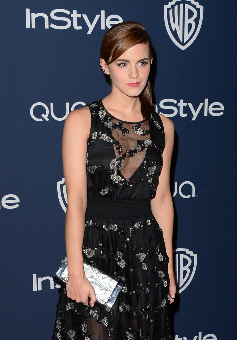 Emma Watson /- /Getty Images