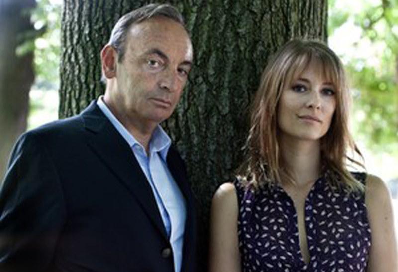 Emmanuel Hecht i Diane Ducret - autorzy książki /materiały prasowe