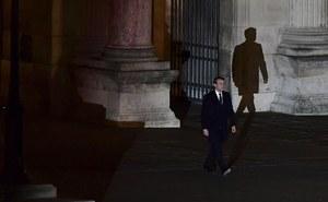 Emmanuel Macron. Ryzykowny typ