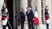 Emmanuel Macron uroczyście objął urząd prezydenta Francji
