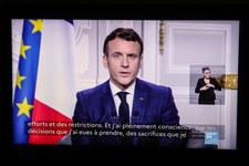 Emmanuel Macron w noworocznym przemówieniu: Nadzieja jest wieczna