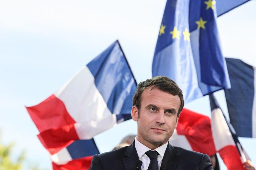 Emmanuel Macron /PAP/EPA