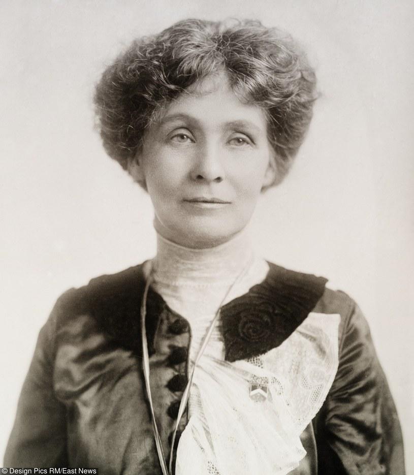 Emmeline Pankhurst /Ken Welsh / Design Pics /East News