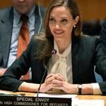 Emocjonalne przemówienie Angeliny Jolie