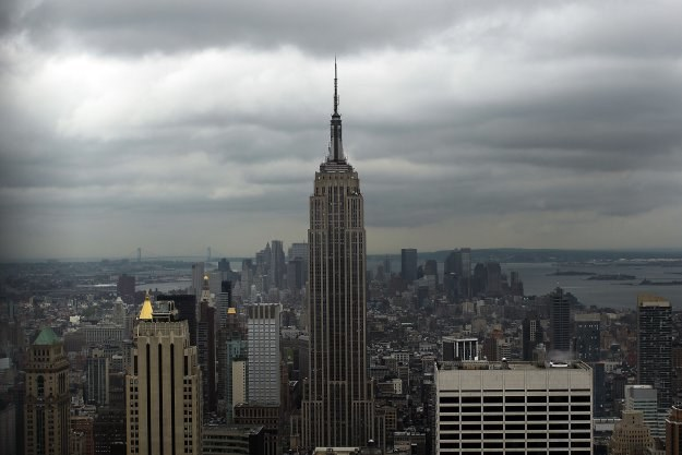 Empire State Building /AFP