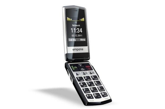emporiaCLICK - telefon nie tylko dla seniora /materiały prasowe