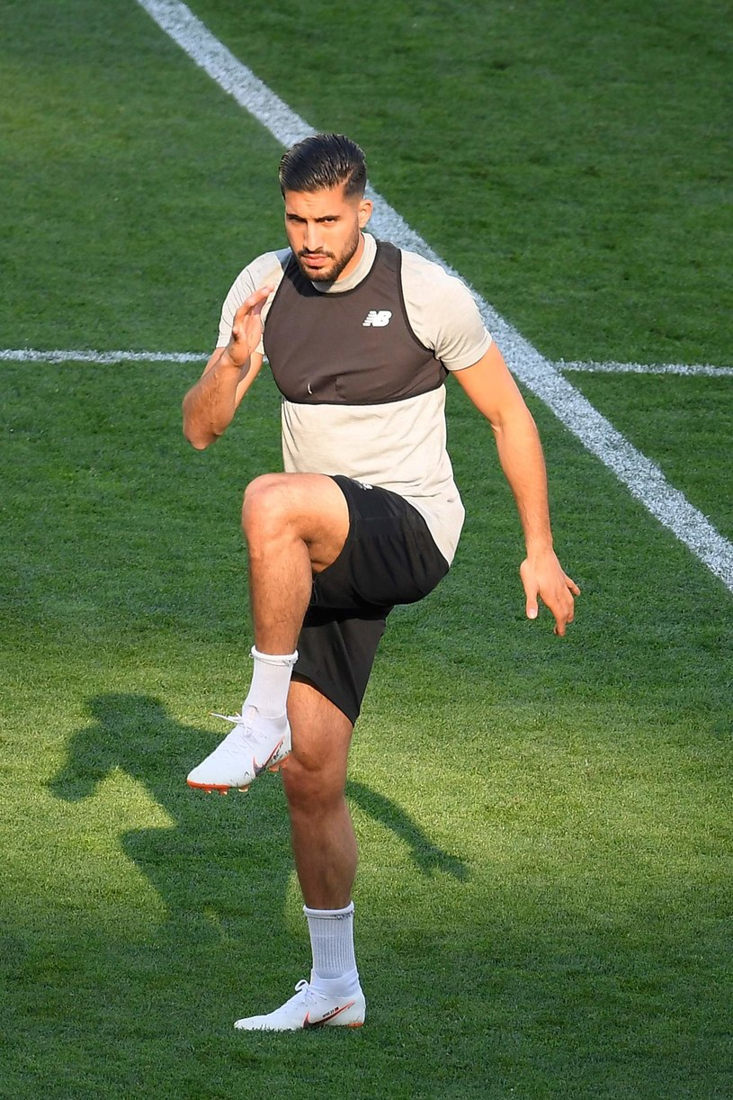 Emre Can /AFP
