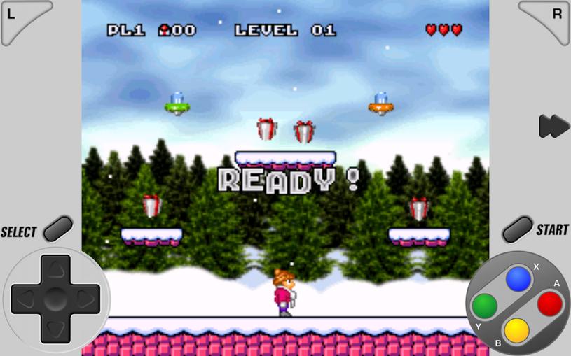 Emulator SuperLegacy16 - jeden z wielu emulatorów Super Nintendo dla Androida /materiały prasowe