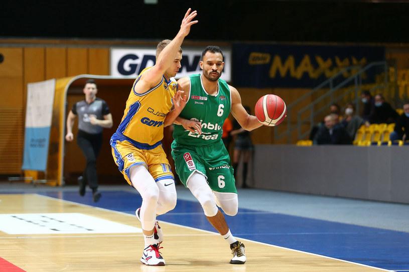 Enea Zastal BC Zielona Góra /Piotr Matusewicz/East News /East News