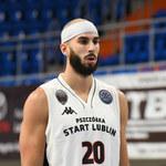 Energa Basket Liga. Joshua Sharma opuszcza Pszczółkę Start Lublin