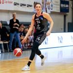Energa Basket Liga Kobiet. Emilia Tłumak: Godzę obowiązki, aby pomóc dziewczynom