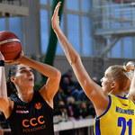 Energa Basket Liga kobiet. Triumf CCC w czwartym meczu finału