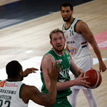Energa Basket Liga: Koszmar Legii. Zdecydowała ostatnia sekunda