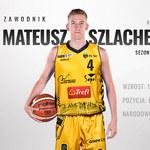 Energa Basket Liga. Mateusz Szlachetka na dwa lata w Treflu Sopot