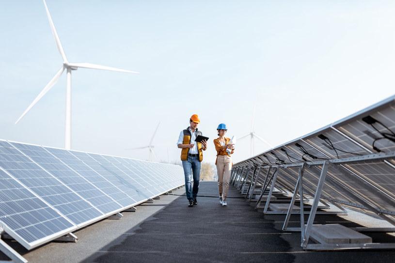 Energa Green Development rozwinie OZE na lądzie /123RF/PICSEL