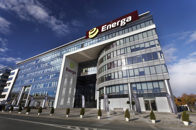 Energa - siedziba firmy /Informacja prasowa