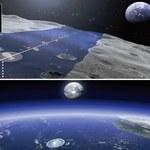 Energetyczne potrzeby Ziemi zaspokoi energia słoneczna z Księżyca
