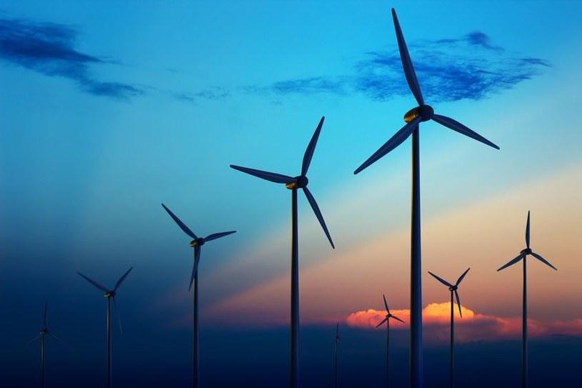 Energia wiatrowa to przyszłość Ziemi /123RF/PICSEL