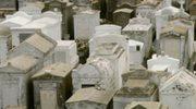 Energia z cmentarza