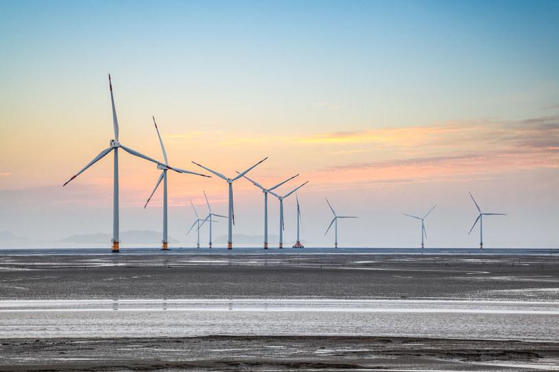 Energia z farm wiatrowych będzie w stanie zasilić nawet 4 mln gospodarstw domowych /123RF/PICSEL