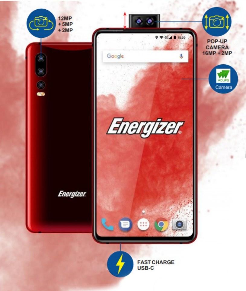 Energizer Ultimate U620S Pop /materiały prasowe