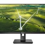 Energooszczędny monitor Philips z matrycą IPS