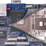 Energooszczędny procesor x86 na najmniejszej płycie głównej