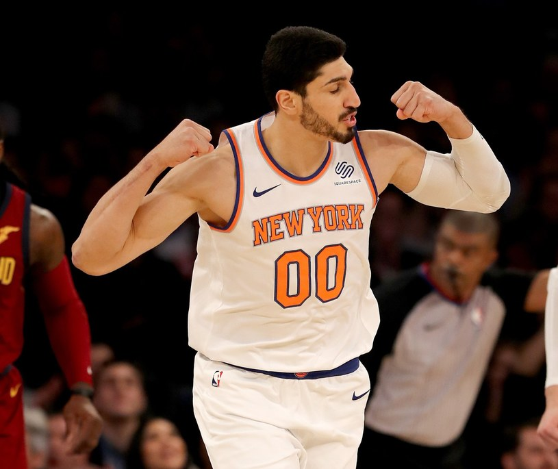 Enes Kanter /AFP