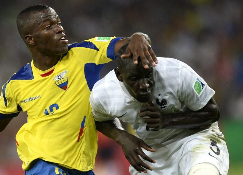 Enner Valencia (z lewej) został piłkarzem West Ham United /AFP
