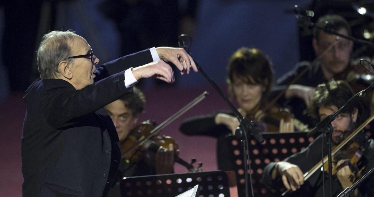 Ennio Morricone wystąpił w Watykanie dla ubogich i bezdomnych