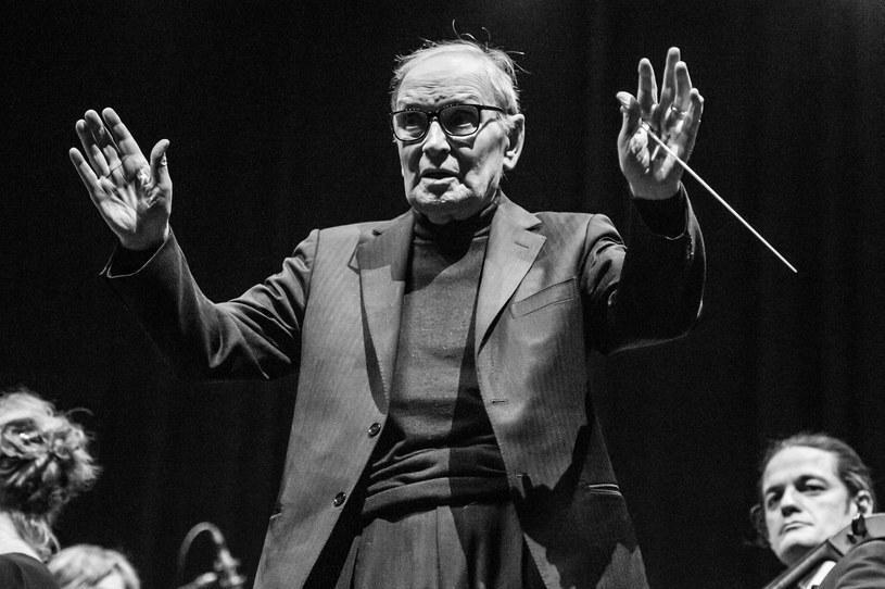 Ennio Morricone  zmarł w wieku 91 lat /Getty Images