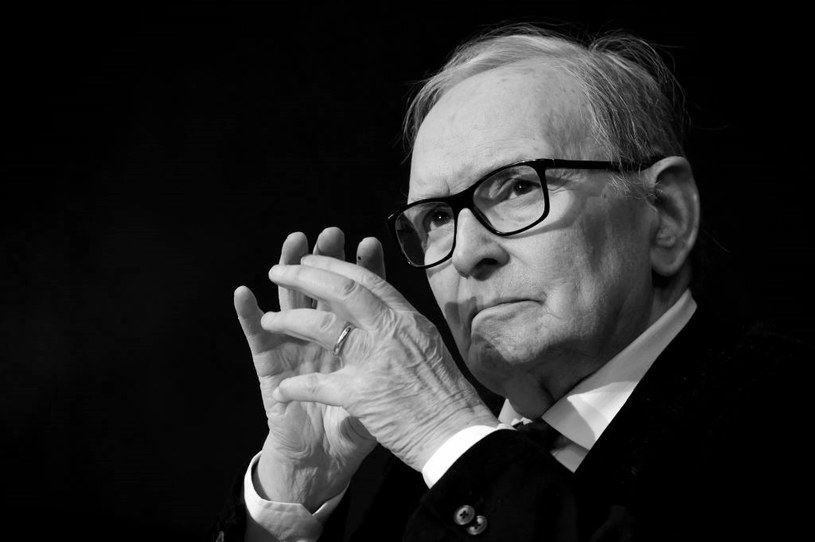 Ennio Morricone /Pier Marco Tacca /Getty Images