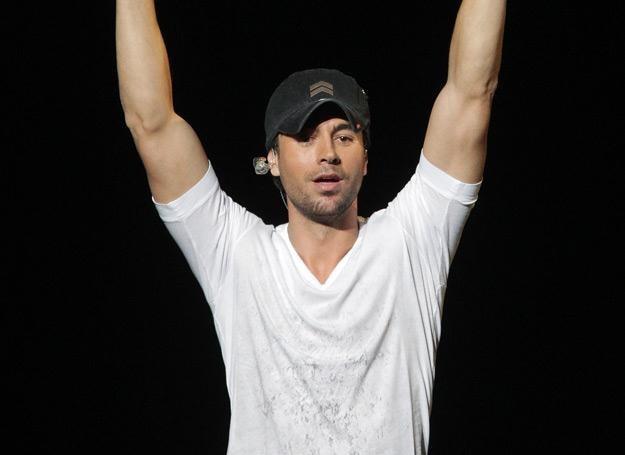 Enrique Iglesias wiedział, że ma wysoko postawioną poprzeczkę - fot. Noel Vasquez /Getty Images/Flash Press Media