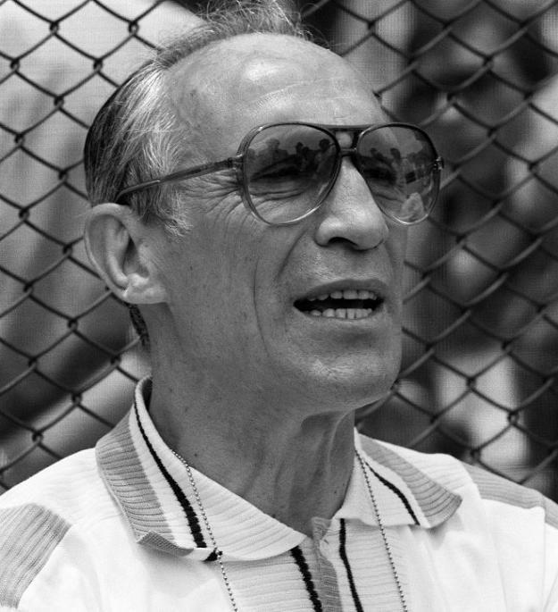Enzo Bearzot doprowadził reprezentację Italii do tytułu mistrza świata na mundialu w 1982 roku /AFP