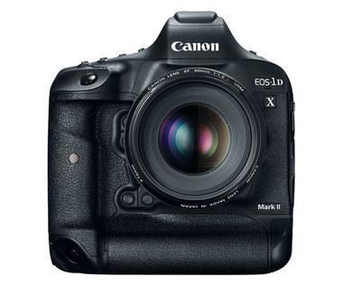 EOS-1D X Mark II – najlepsza z lustrzanek Canona