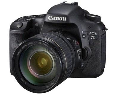 EOS 7D - Canon reaktywacja
