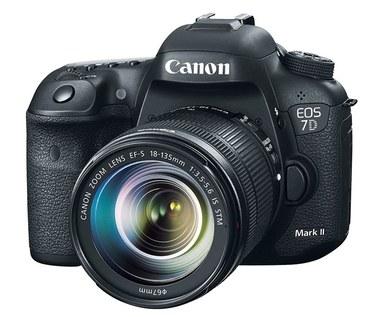 EOS 7D Mark II – długo oczekiwana lustrzanka Canona