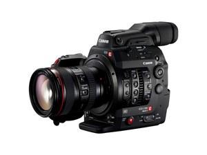 EOS C300 Mark II - nowa kamera Canon z nagrywaniem 4K