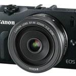 EOS M - czy taki będzie bezlusterkowiec Canona?