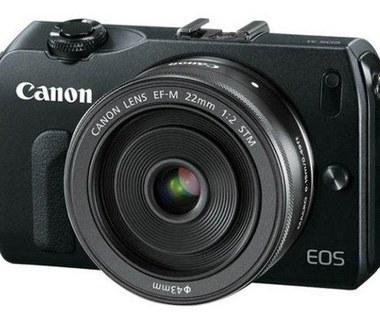 EOS M - pierwszy bezlusterkowiec Canona