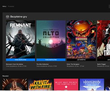 Epic Games Store z rekordowym 2020 rokiem
